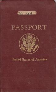passport 1934