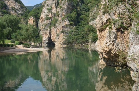 Dalian Bingyu National Geopark