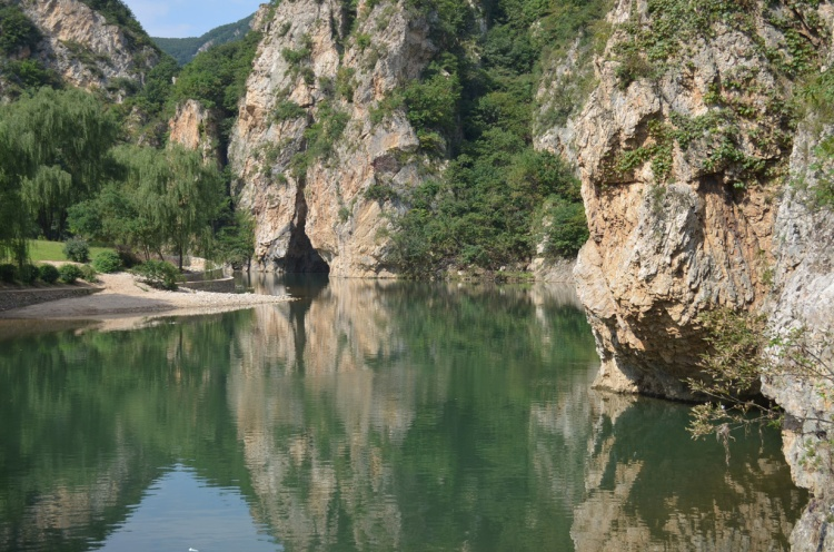 Dalian Bingyu National Geopark
