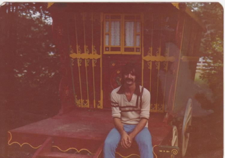 somewhere in the 1970s in Maryland