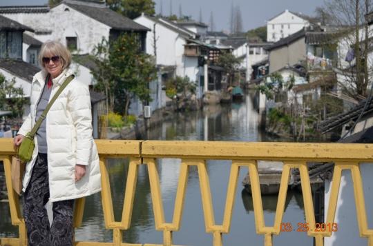 Zhujajiao, a water town