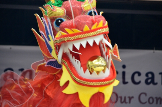 what is life without a good dragon dance?