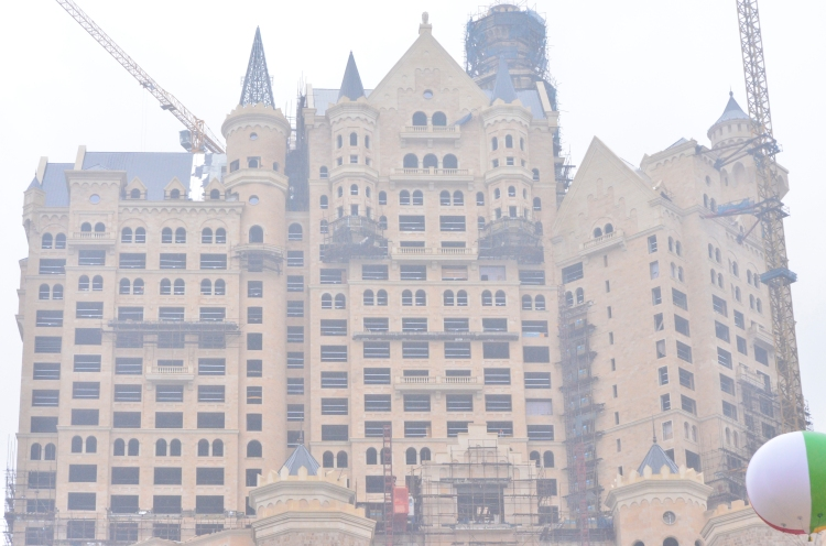 Dalian Castle Hotel