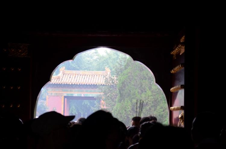"""Lama Temple (Yonghe Lamasery """"Harmony and Peace Palace Lamasery"""")"""
