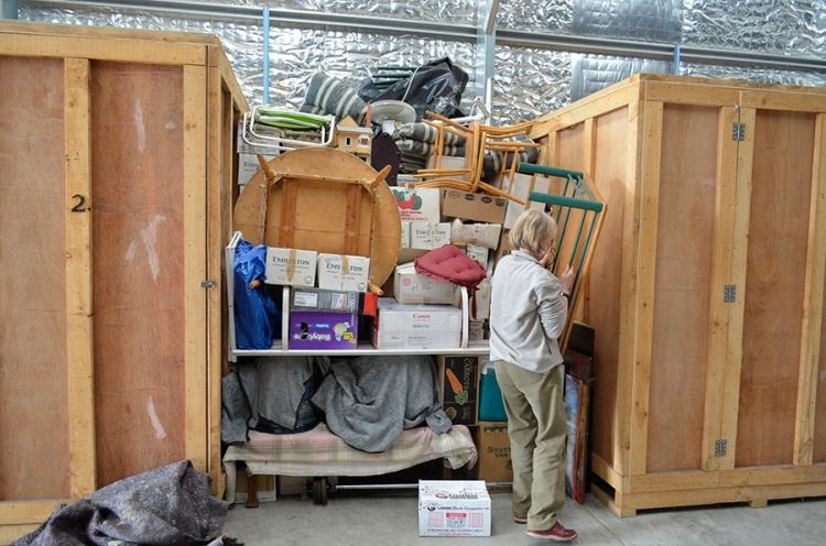 storage bin in Adelaide, South Australia