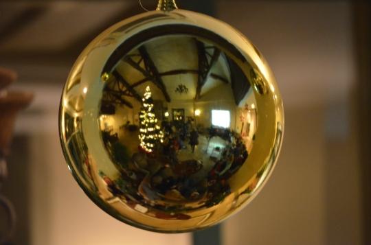 Campus Village, Dalian American International School Christmas sing-a-long