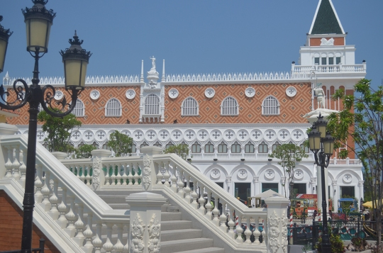 The Venezia Shopping Centre