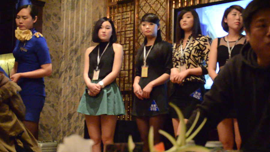 Shenzhen ktv girls