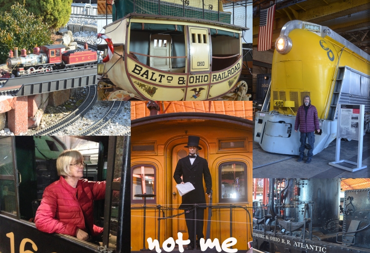 B&O Railroad Museum: Baltimore Maryland