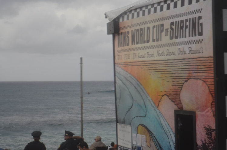 Vans World Cup - World Surf League - Sunset Beach, Oahu