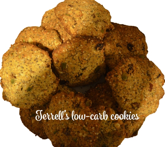 low-carb cookies