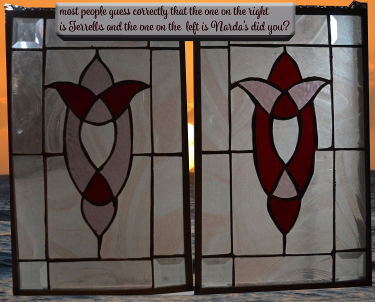 two-stained-glass