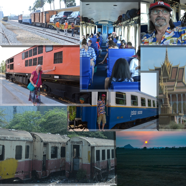 train to Sihanoukville