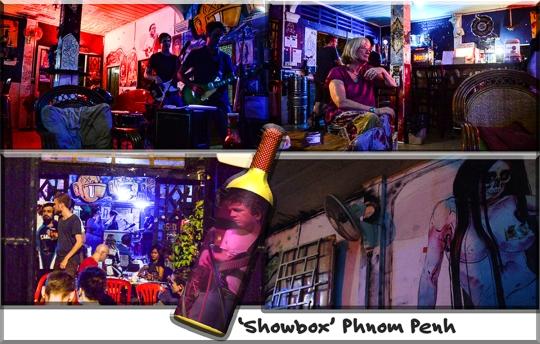 Open Mic Night at ShowBox
