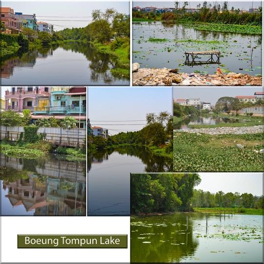 Boeung Tompun Lake