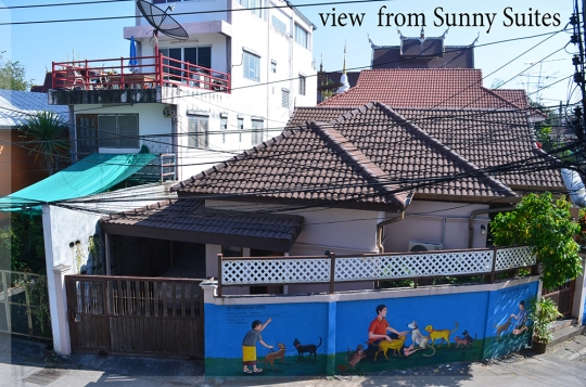 Sunny Suites Chiang Mai