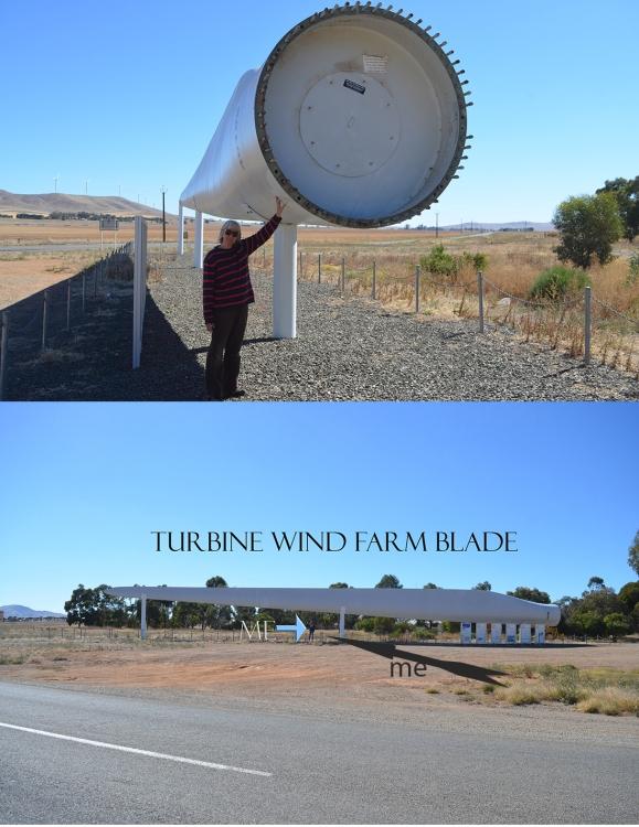 Hallett 2 Wind Farm Mount Bryan
