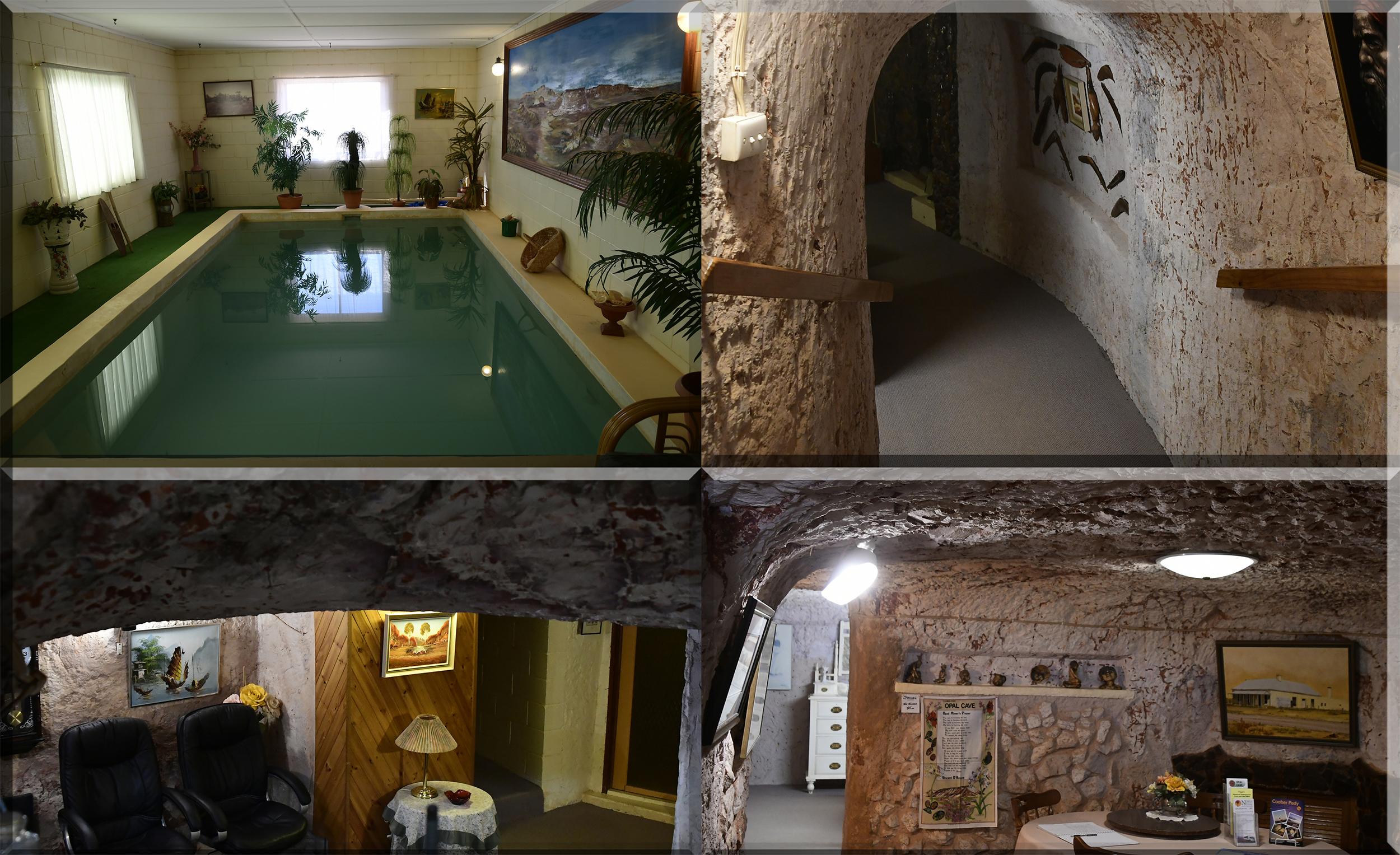 underground home. 4 underground house images  I said WHAT