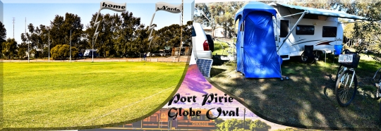 Port Pierie Globe Oval