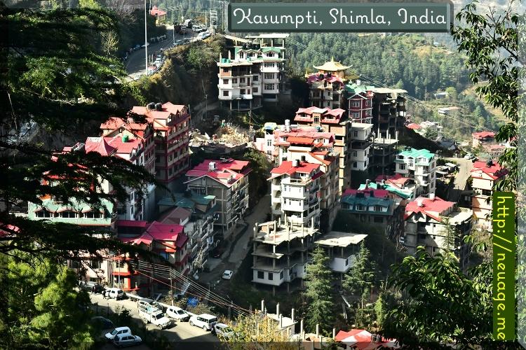Kasumpti, Shimla