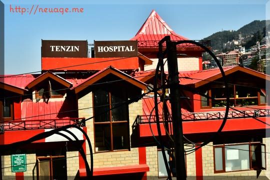 Tenzin Hospital, Kasumpti, Shimla