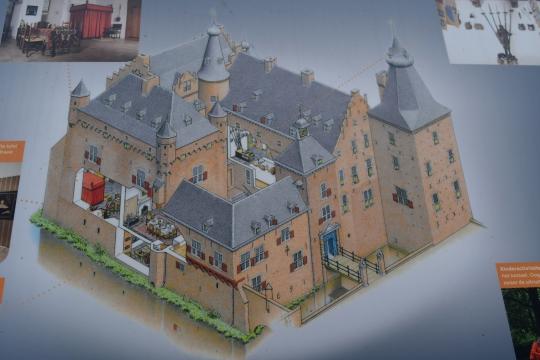 Kasteel Doorwerth - Bilderberg castle