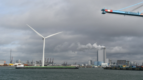 FutureLand Rotterdam Harbour https://www.futureland.nl/en/visit