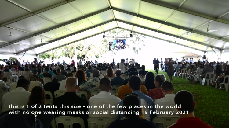 Bombing of Darwin Day