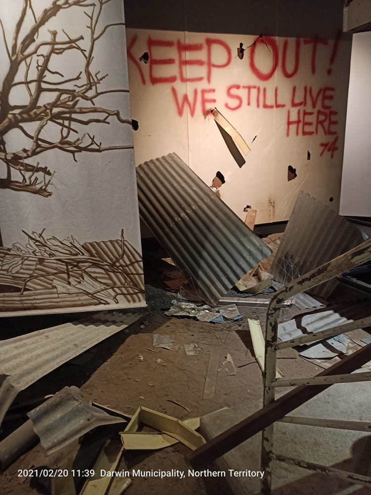 Cyclone Tracy Museum